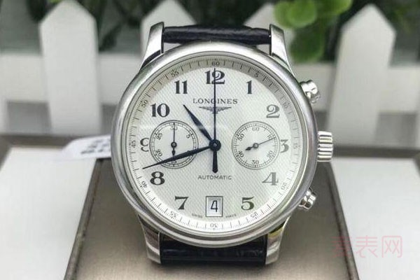 刚从买来的浪琴二手表能卖几折
