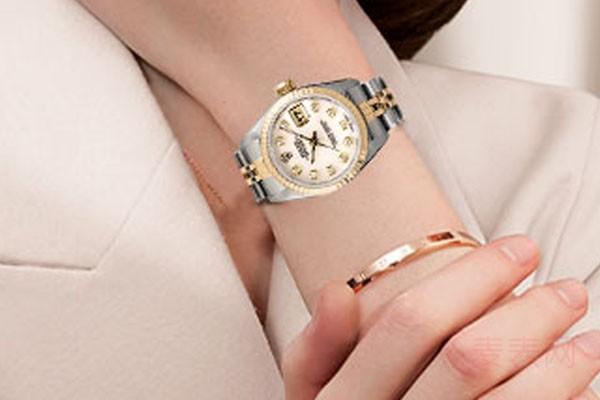 普通劳力士二手手表回收价格有几折
