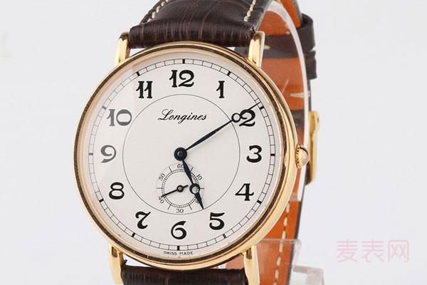 浪琴手表回收怎么定价根据这些来判断