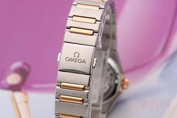 欧米茄手表全新程度回收价有多少钱
