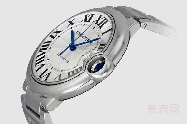卡地亚蓝气球手表回收价格在这查询