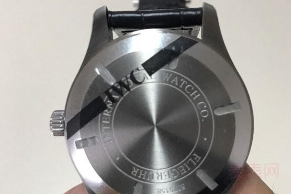 万国马克17腕表回收能卖多少钱