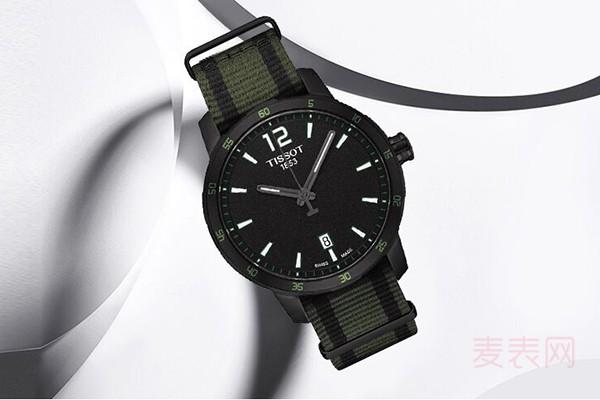 天梭手表3000元回收价在什么范围内
