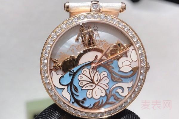 梵克雅宝手表二手能卖多少钱 属于什么档次