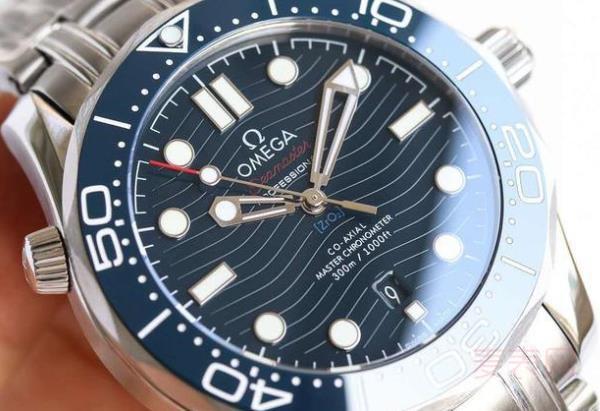 磨损挺严重的欧米茄手表能卖多少钱呢