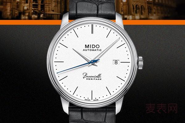 4千块的美度手表二手回收有多少钱