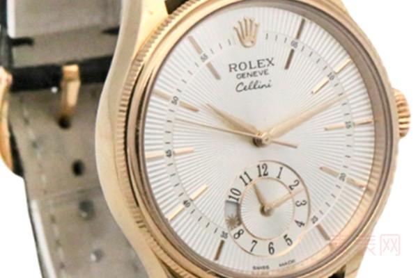10万的手表回收值多少受哪方面因素影响