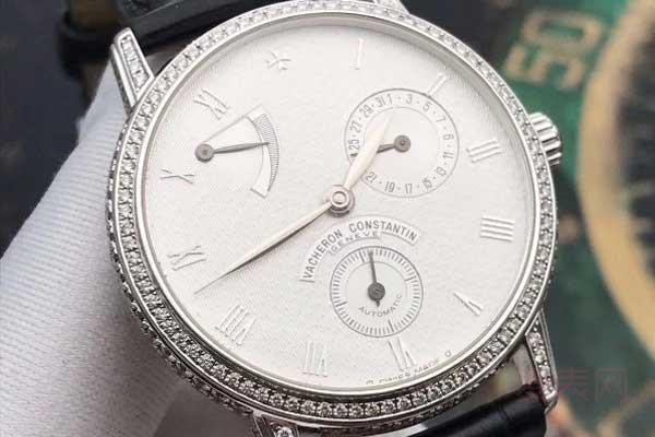 回收江诗丹顿手表价位隐现下滑趋势?