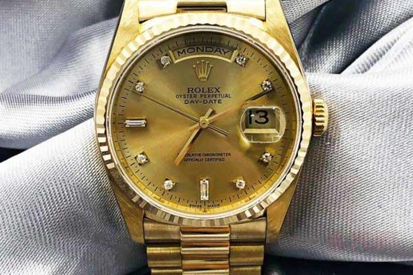 劳力士手表停了不走了回收价格会怎样
