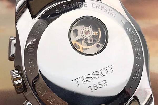 6000元买的天梭机械表回收能卖多少钱