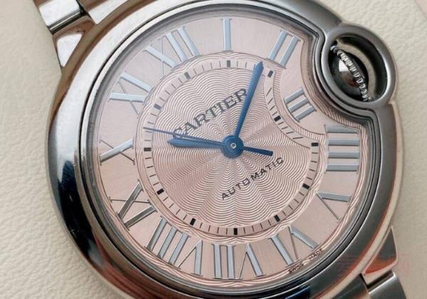 回收cartier手表多少钱不仅仅只看成色