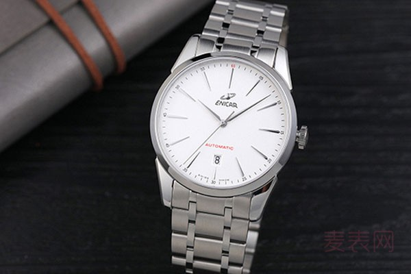 瑞士英纳格手表能卖多少钱