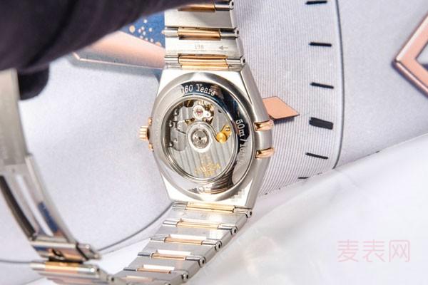 欧米茄星座手表二手回收多少钱