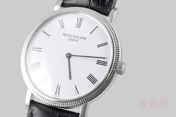 旧百达翡丽手表回收还有价值吗