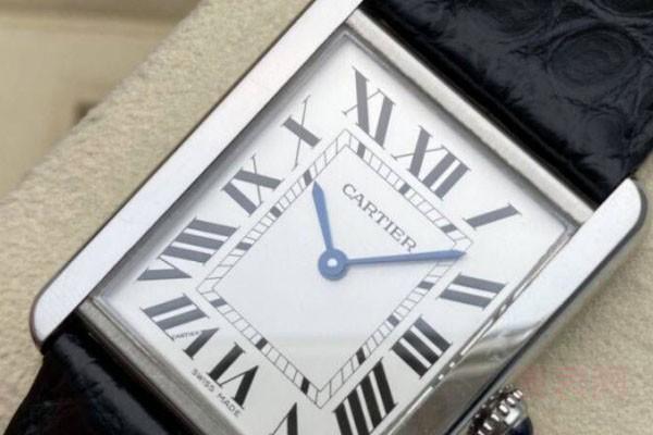 现在卡地亚手表回收什么价 回收价值高吗