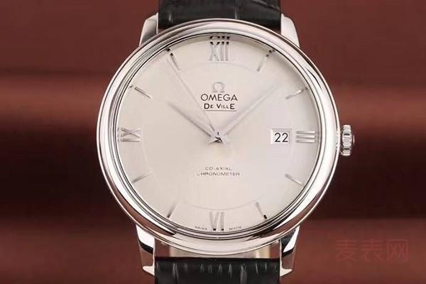 欧米茄omega手表能回收什么价格