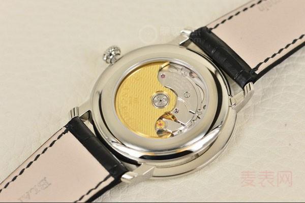 回收二手宝珀手表价值能有几何