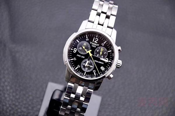 刚买的天梭手表能卖多少钱 机芯会影响吗