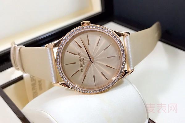 回收百达翡丽手表价格为何相去甚远