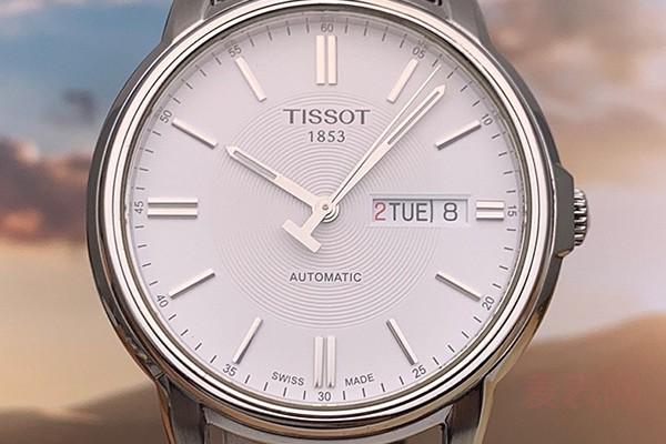 售价四千多元的天梭手表回收能卖多少钱