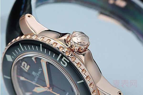 机械手表回收多少钱 五折回收难吗