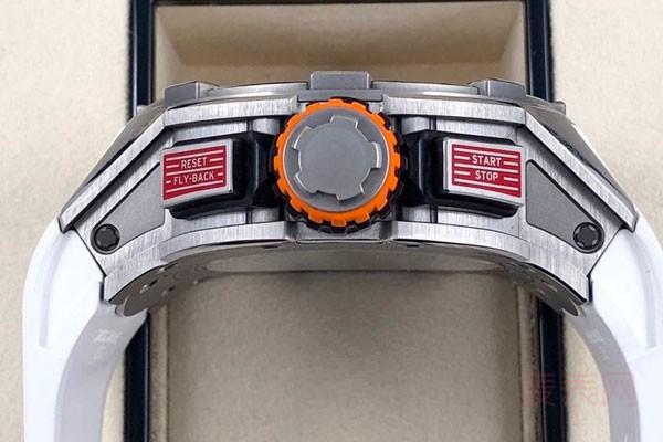 回收理查德米勒手表的价位能打破常规吗