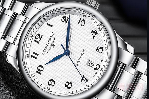 二手浪琴手表回收一般都在什么价位