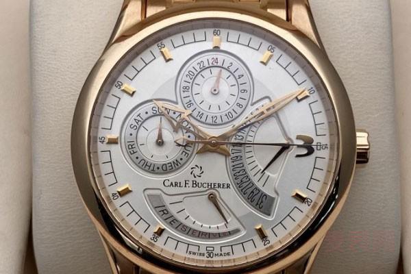 手表回收宝齐莱价位是多少
