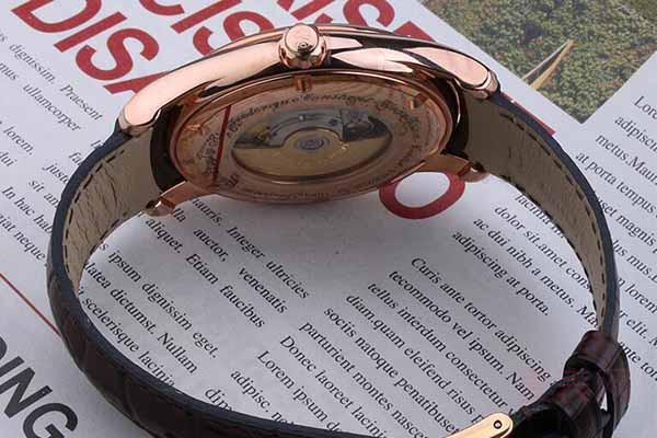 二手康斯登手表回收别样体验