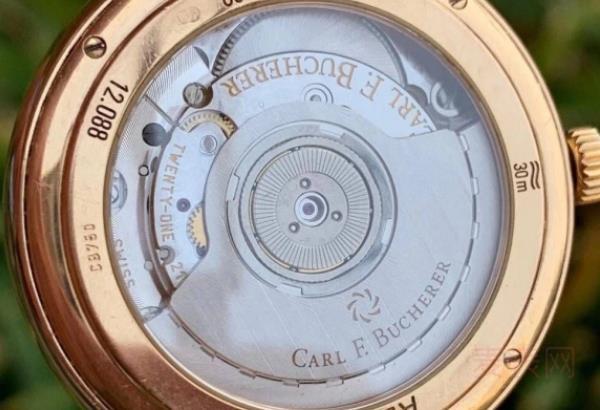 回收宝齐莱手表可以参考经典回收案例