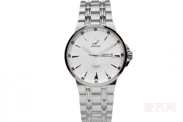 有人回收英纳格手表吗 回收价如何
