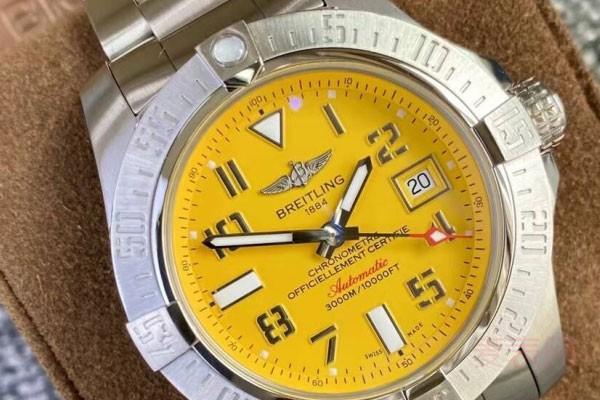 百年灵腕表回收价格表 哪里可以得知相关信息