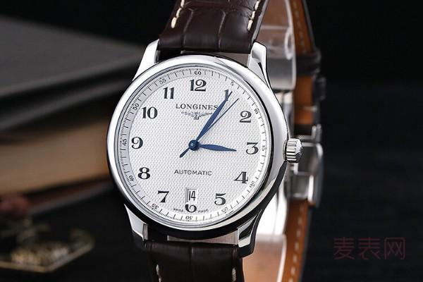 浪琴手表回收中心价格是怎么评估的