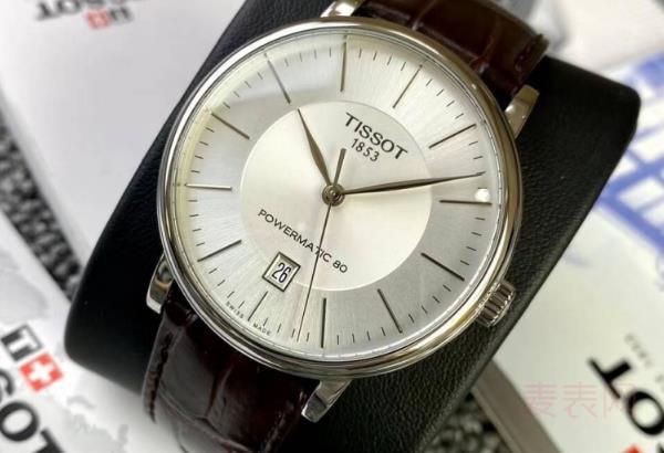 天梭腾智手表回收可以尝试新花样