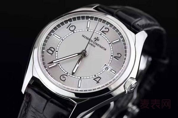 江诗丹顿老款手表回收价格是多少