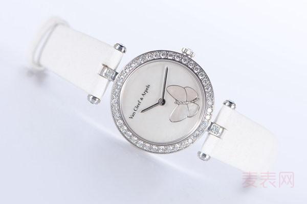 梵克雅宝手表不想要了回收能卖多少