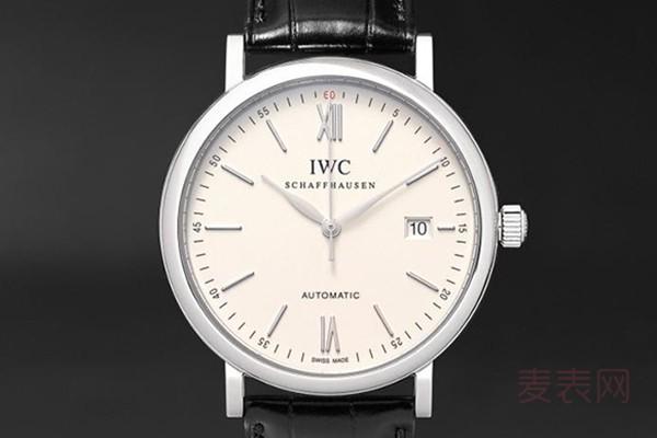 坏的万国手表有回收的吗 还能卖多少钱