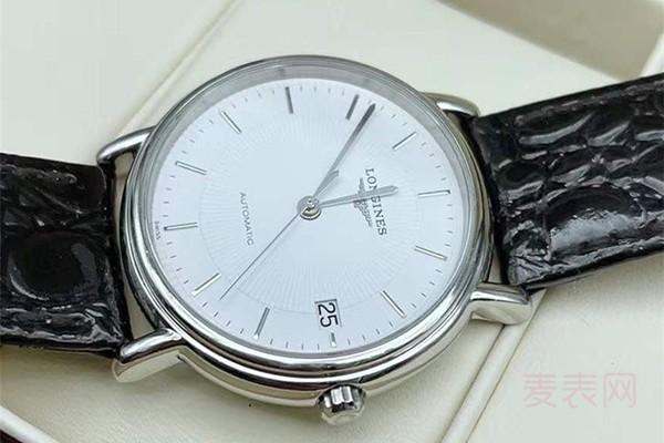 全新浪琴二手手表回收价格查询的方法是什么