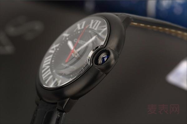 卡地亚二手手表几折回收 记住这几点不愁卖
