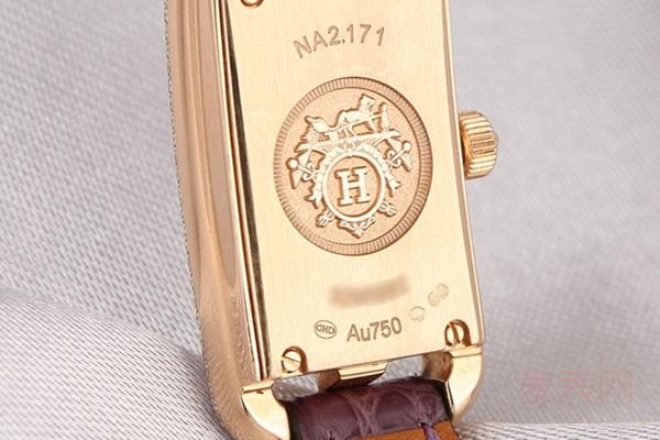 回收二手爱马仕手表的价格表现已公开