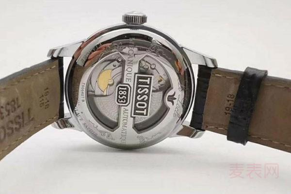 天梭力洛克手表进水了影响回收行情吗