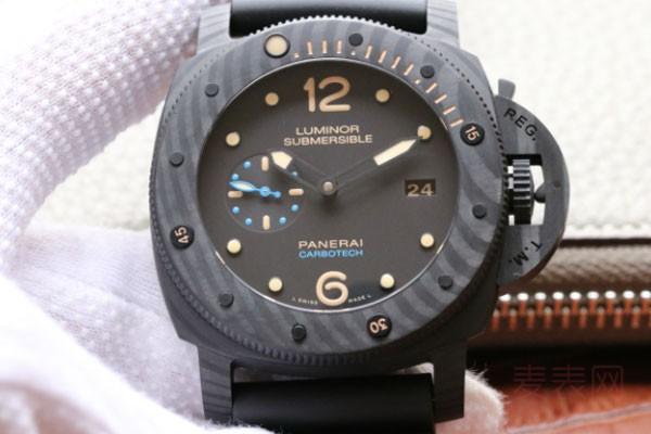 霸气爆棚的二手沛纳海616手表回收价格几折