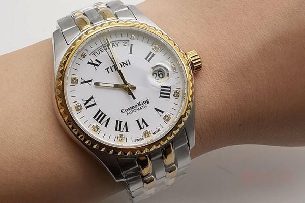 上世纪流行的梅花手表303-310回收多少钱