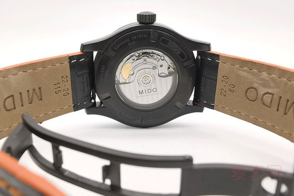 二手美度2836机芯的手表回收价格几折
