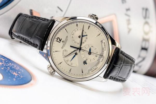 回收名牌手表几折 主要看这几点