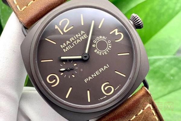 独具特色的青铜沛纳海手表回收吃香吗