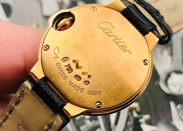 卡地亚蓝气球二手手表回收价格如何