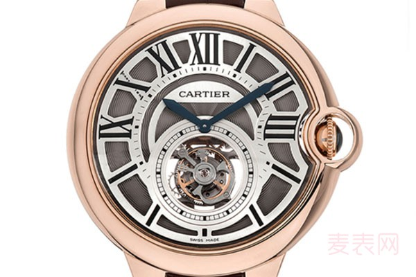 卡地亚男士腕表回收价格一般会打几折