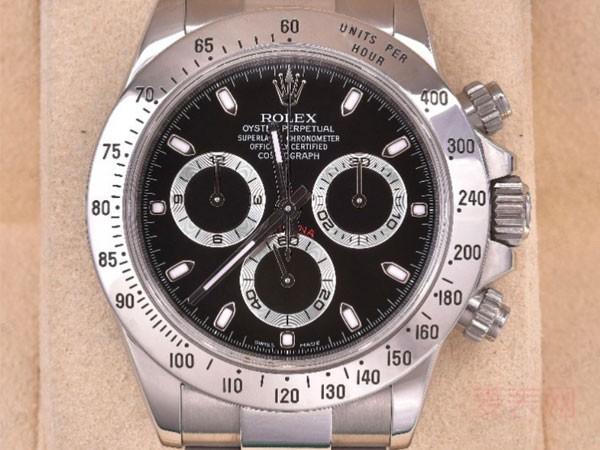 60年代的劳力士手表回收还能值多少钱