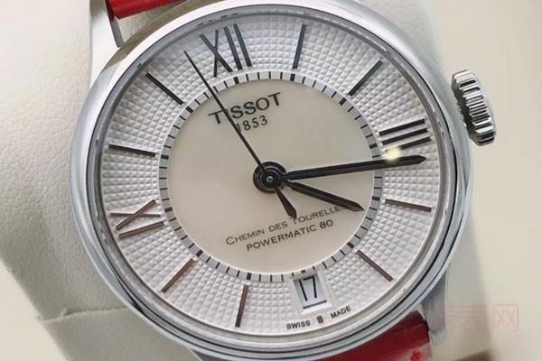 1853天梭表回收价格几折 深度揭晓谜底